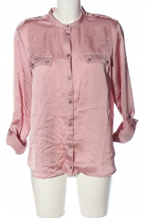 s.Oliver Hemd-Bluse pink Business-Look