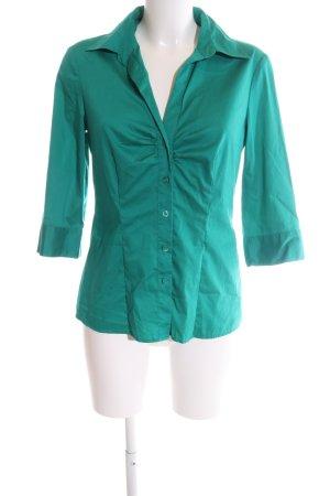 s.Oliver Hemd-Bluse grün Casual-Look
