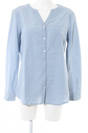 s.Oliver Hemd-Bluse blau Business-Look
