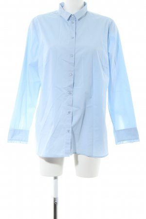 s.Oliver Hemd-Bluse blau Business-Look