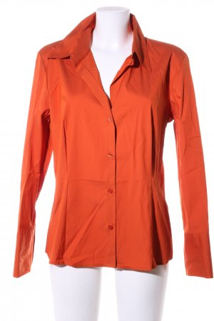 s.Oliver Hemd-Bluse hellorange Casual-Look