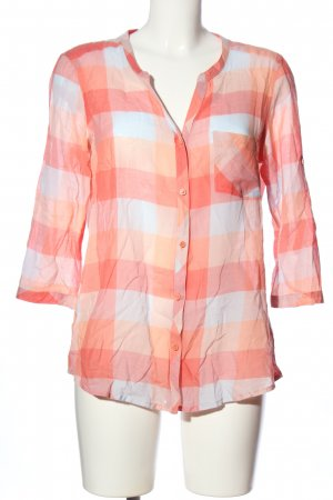 s.Oliver Hemd-Bluse Karomuster Casual-Look