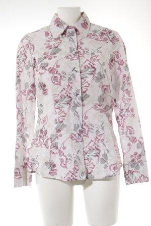s.Oliver Hemd-Bluse florales Muster Elegant