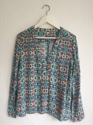s.OLIVER Hemd Bluse Print Muster Business Casual - wie neu