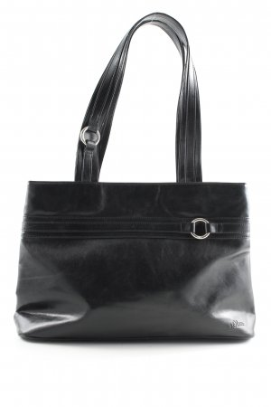 s.Oliver Henkeltasche schwarz Business-Look