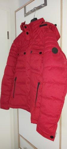 s.Oliver Winter Jacket dark red