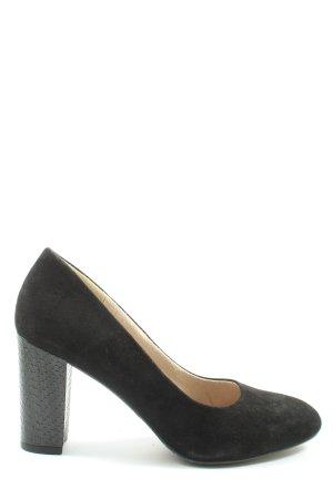 s.Oliver High Heels black elegant