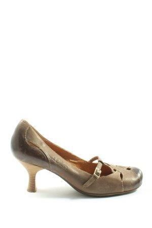 s.Oliver High Heels brown elegant