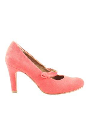 s.Oliver High Heels pink Business-Look