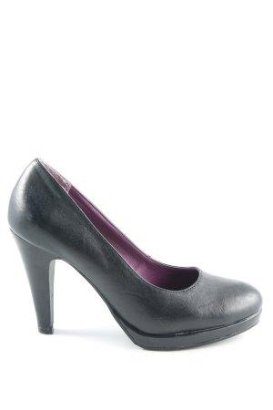 s.Oliver High Heels schwarz Elegant