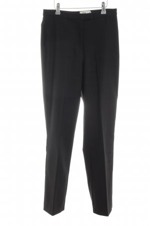 s.Oliver High-Waist Hose schwarz Business-Look