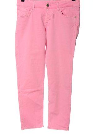 s.Oliver Jeansy ze stretchu różowy W stylu casual