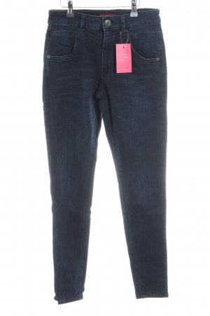 s.Oliver High Waist Jeans blau Casual-Look