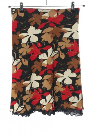 s.Oliver High Waist Skirt allover print casual look