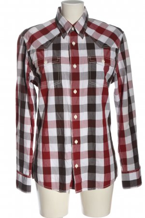 s.Oliver Lumberjack Shirt allover print casual look