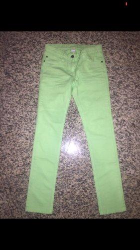 s.Oliver Hoge taille jeans munt
