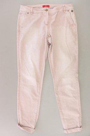 s.Oliver Hose Größe 40 pink aus Baumwolle