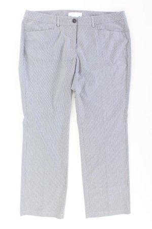 s.Oliver Hose Größe 46 gestreift blau aus Polyester