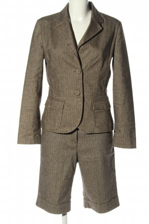 s.Oliver Hosenanzug khaki Business-Look