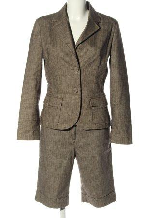 s.Oliver Hosenanzug khaki Business-Look