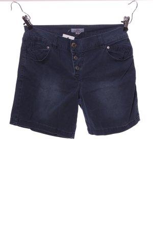 s.Oliver Hot Pants blau Casual-Look