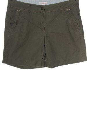 s.Oliver Hot Pants khaki Casual-Look