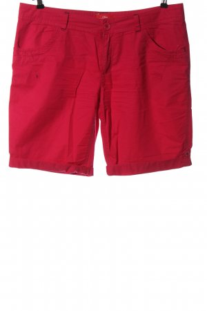 s.Oliver Hot Pants pink Elegant