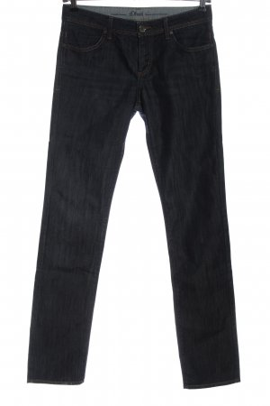 s.Oliver Low Rise Jeans blue casual look