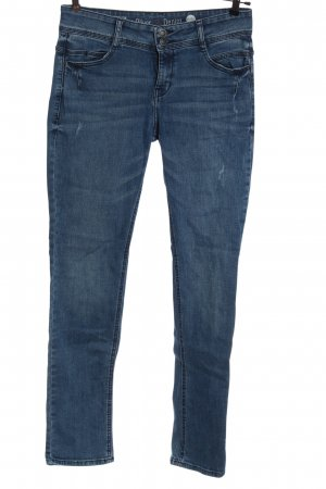 s.Oliver Vaquero hipster azul look casual
