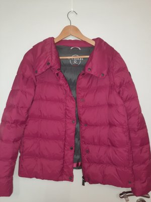 s.Oliver Down Jacket raspberry-red