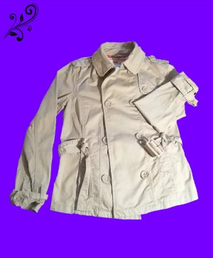 s. Oliver (QS designed) Veste safari beige coton