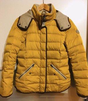 s.Oliver Kurtka zimowa żółty