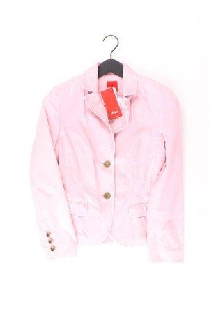 s.Oliver Jacket light pink-pink-pink-neon pink cotton