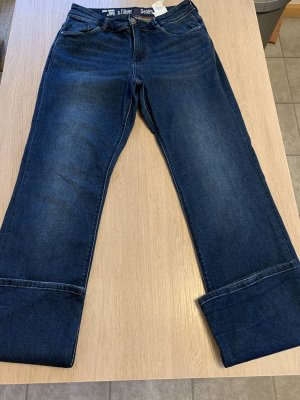 S. Oliver Jeans blau Bootcut