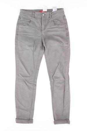 s.Oliver Jeans Größe 34 grau aus Baumwolle
