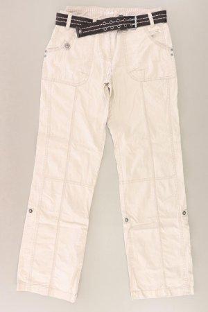 s.Oliver Jeans Größe 36 creme aus Baumwolle
