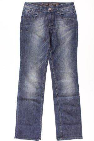s.Oliver Jeans Größe W36 blau aus Baumwolle