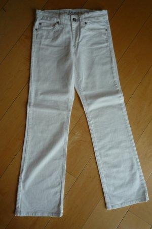 s.OLIVER, Jeans in weiß, Gr. 36 , Neu ohne Etikett