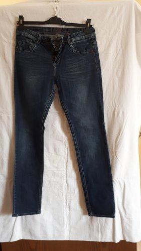 S.Oliver Jeans straight 28/32 dunkelblau