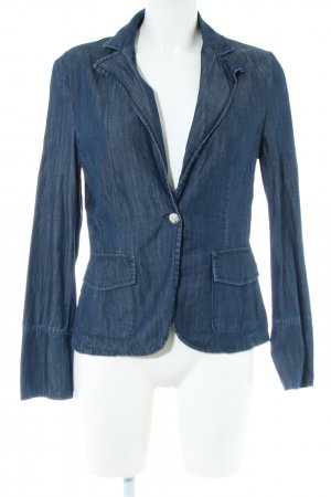 s.Oliver Jeansblazer blau Casual-Look
