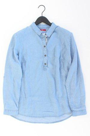 s.Oliver Blusa denim blu-blu neon-blu scuro-azzurro Lyocell