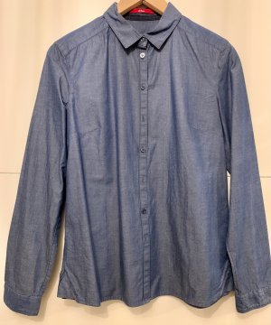 s.Oliver Denim Shirt blue