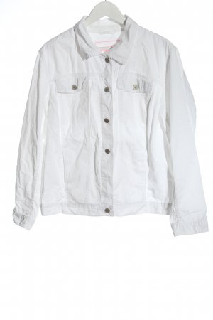 s.Oliver Denim Jacket white casual look