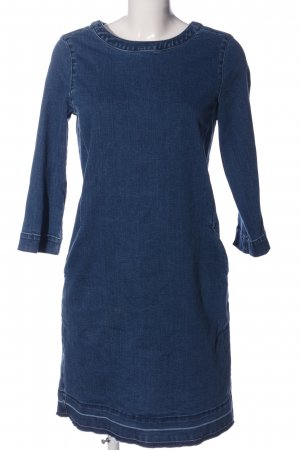s.Oliver Jeansjurk blauw casual uitstraling