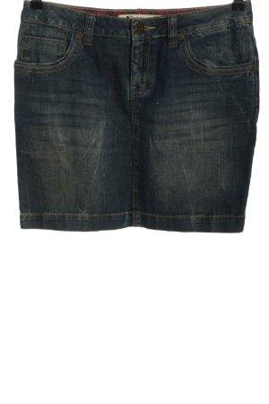 s.Oliver Gonna di jeans nero stile casual