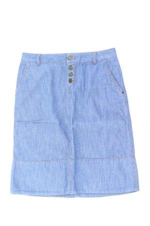s.Oliver Jeansrock Größe 34 blau aus Baumwolle