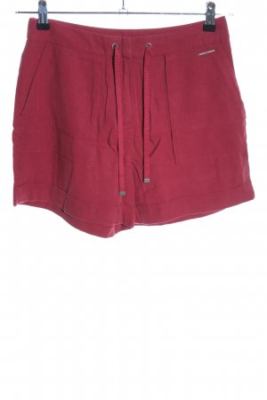 s.Oliver Shorts rot Casual-Look