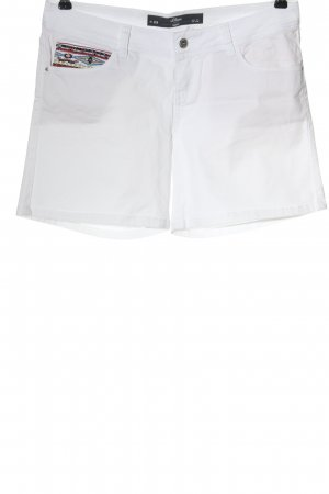 s.Oliver Jeansshorts weiß Casual-Look