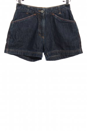 s.Oliver Jeansshorts blau Casual-Look