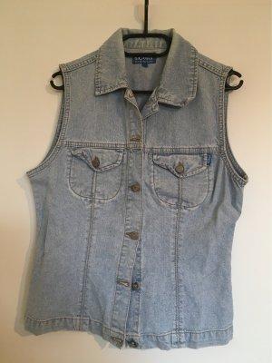 s.Oliver Smanicato jeans azzurro